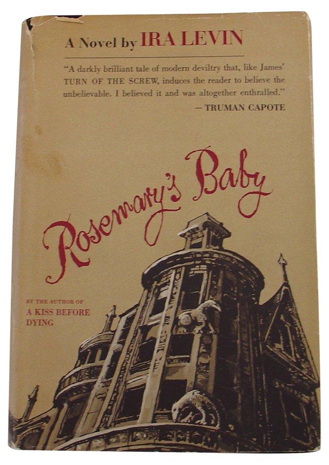Rosemary's Baby, 1967, 1st Ed