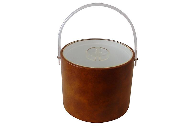 Midcentury George Briard Ice Bucket