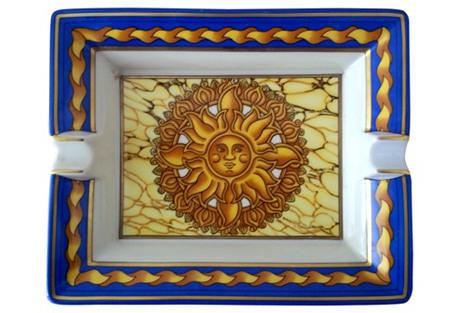 Hermès Mediterranean Sol Ashtray