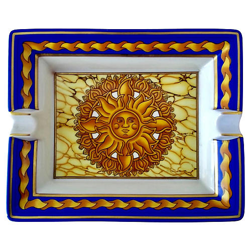 Hermès Mediterranean Sol Ashtray