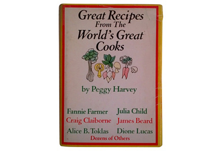 Great Recipes from World's Great Cooks