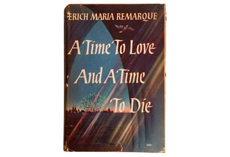 A Time to Love and A Time to Die, 1st