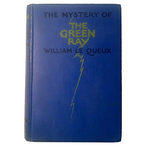 The Mystery of the Green Ray, 1st Ed
