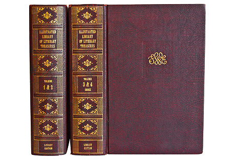 Illustrated Library of Literature, S/2