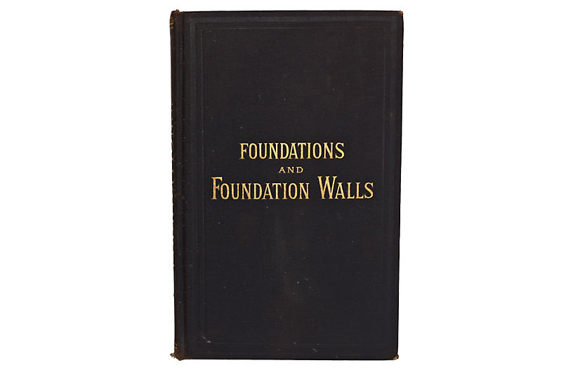 Foundations and Foundation Walls