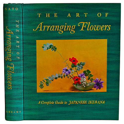 The Art of Arranging Flowers: Ikebana