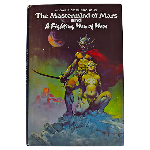 Mastermind & Fighting Man of Mars