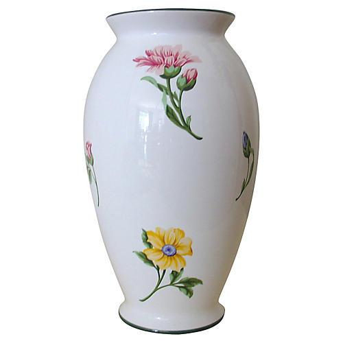 Tiffany & Co. Floral Vase