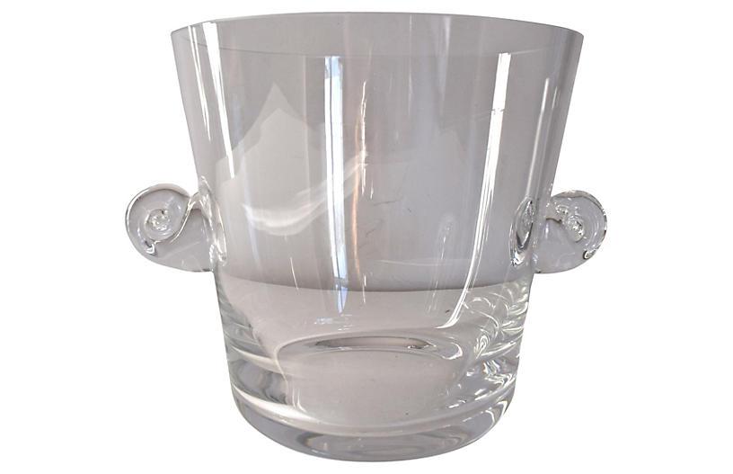 Tiffany & Co. Scrolled Handle Ice Bucket