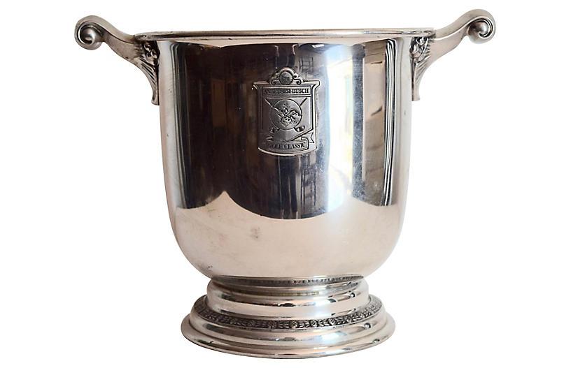 Anheuser-Busch Golf Champagne Bucket