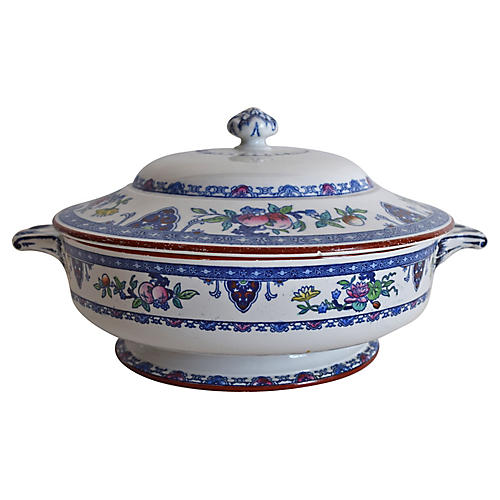 Minton Covered Dish