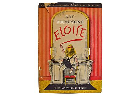 Eloise, 1st Ed