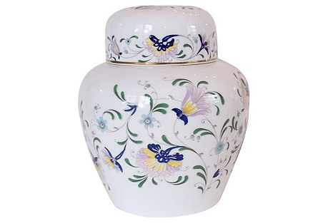 Coalport Pageant Large Ginger Jar