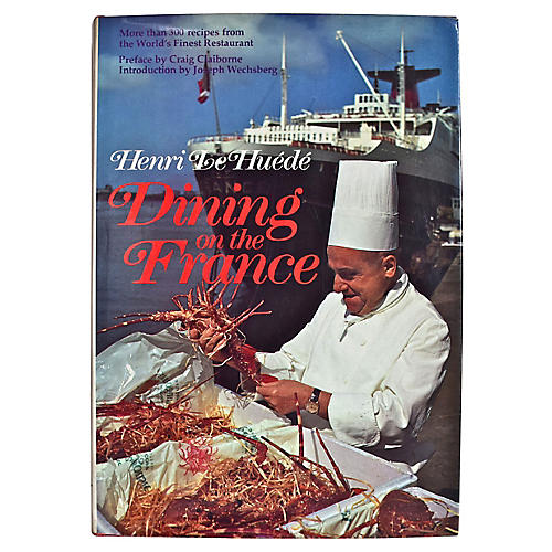Dining on the France, 1st Ed
