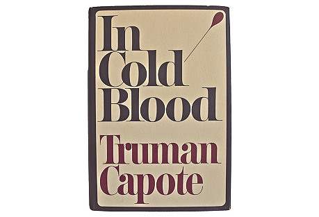 In Cold Blood, 1st Ed.