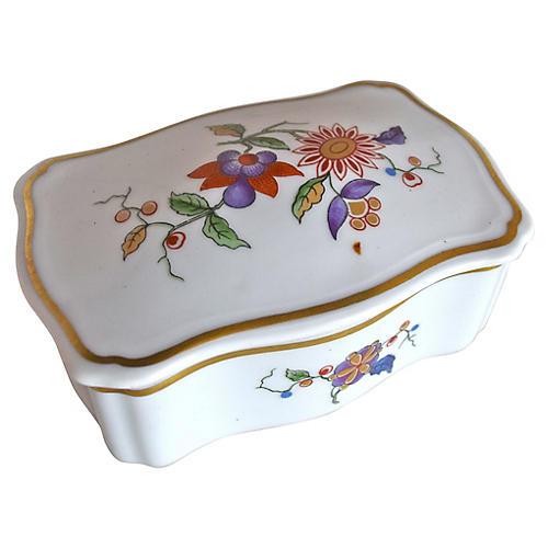 Ginori Floral Box