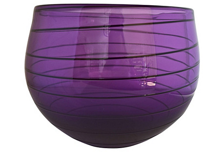 Correia Art Glass Bowl