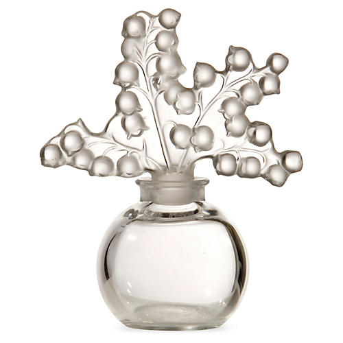 Lalique Clairfontaine Perfume Bottle/Box