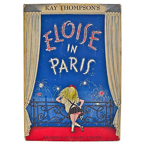 Eloise in Paris, 1st Ed