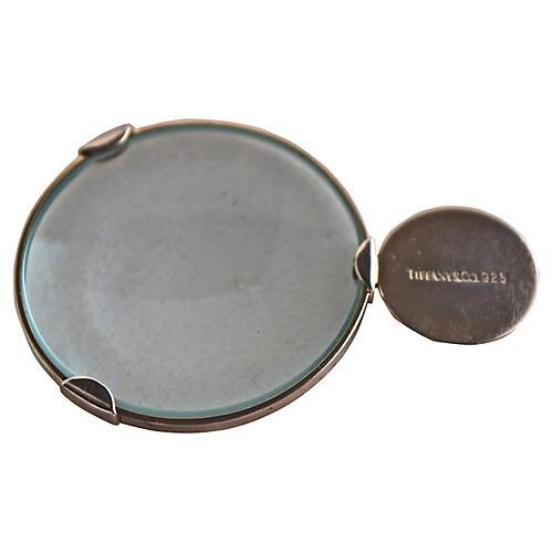 Tiffany & Co. Sterling Pocket Magnifier