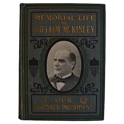 Memorial Life of William McKinley, 1901