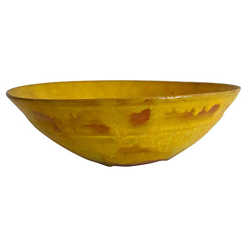 Beatrice Wood Ceramic Bowl