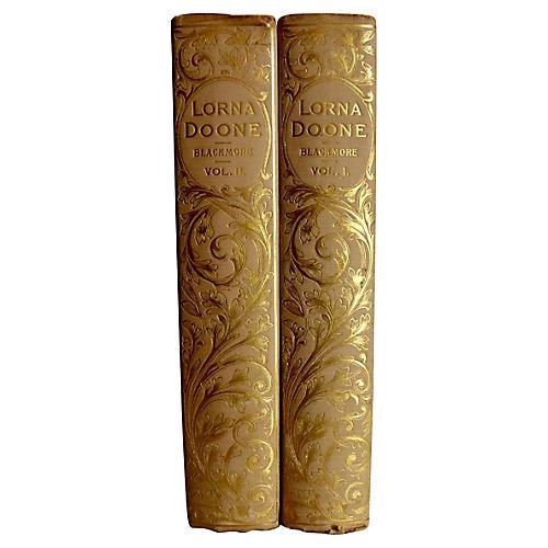 Lorna Doone: A Romance of Exmoor, 2 Vols