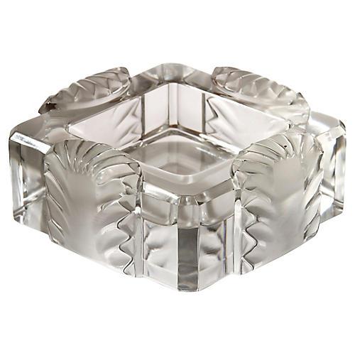 Lalique Art Deco Corfou Catchall