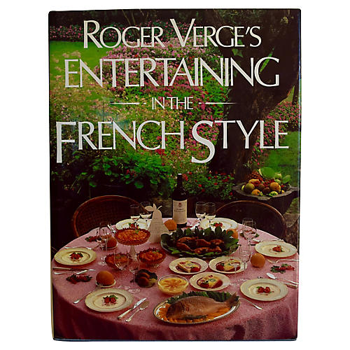 Entertaining in the French Style, 1st Ed
