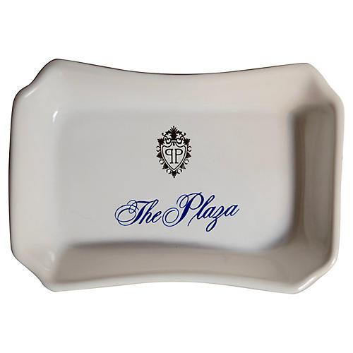The Plaza Hotel New York Trinket Dish