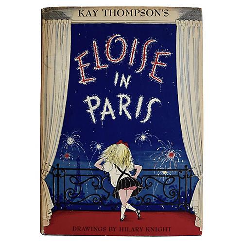 Eloise in Paris, 1st Edition