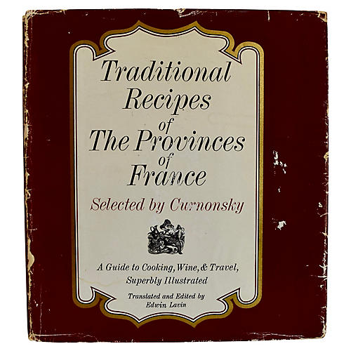 Traditional Recipes of Provinces-France