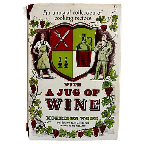 With a Jug of Wine