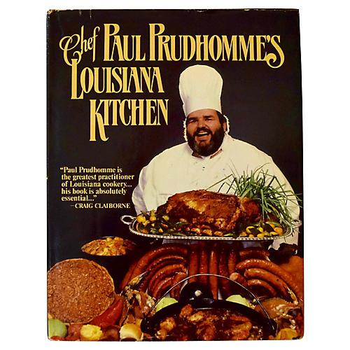 Paul Prudhomme's Louisiana Kitchen