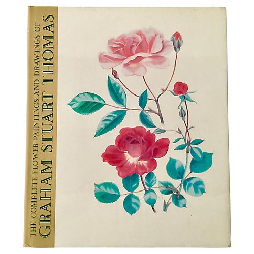 Flower Paintings of Graham Stuart Thomas