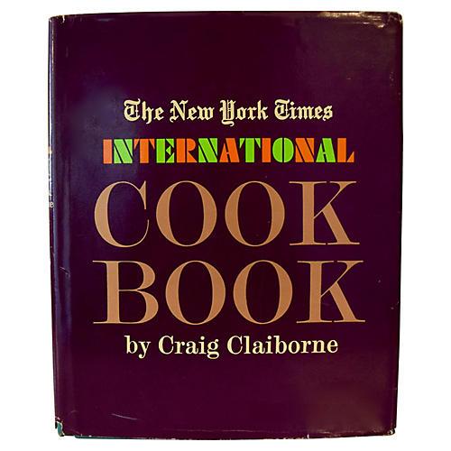 New York Times International Cookbook