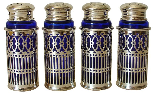 Salts & Peppers, Set of 4