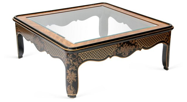 Chinoiserie Cocktail Table