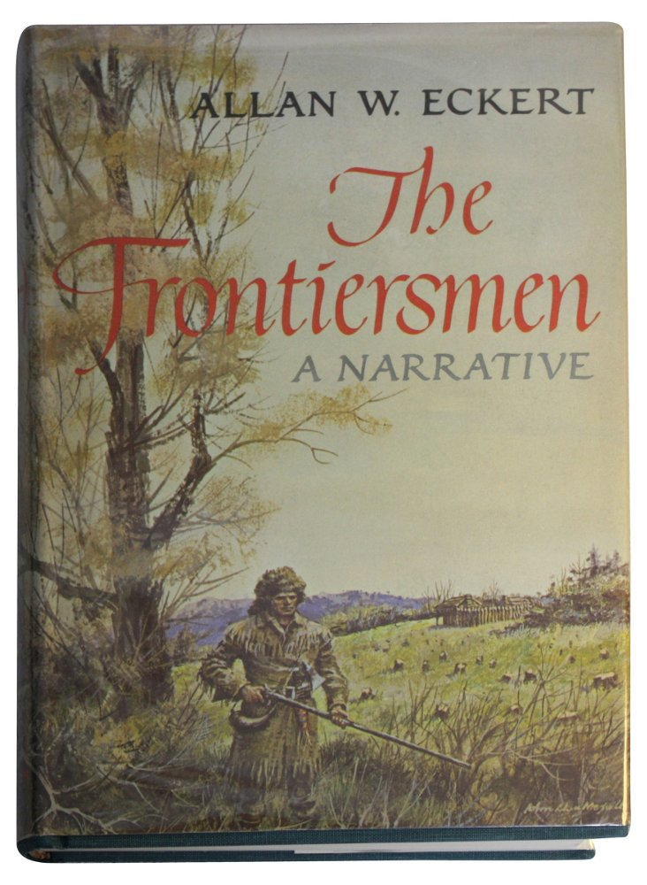 The Frontiersmen, 1st Ed.