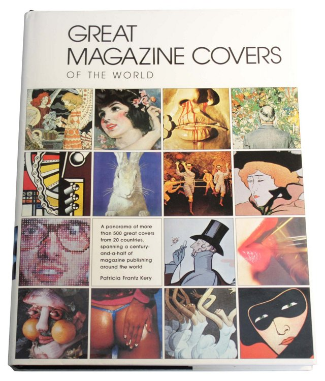 Great Magazine Covers of the World
