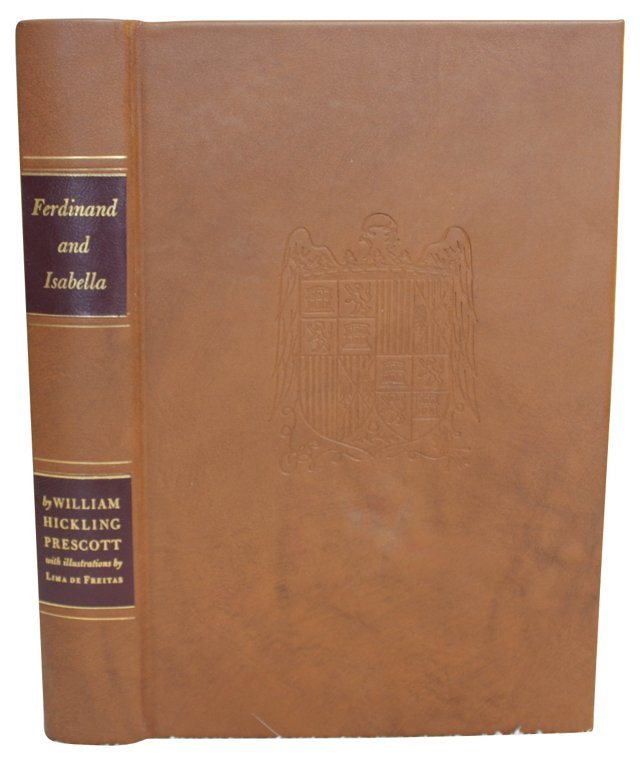 Ferdinand and Isabella, Signed