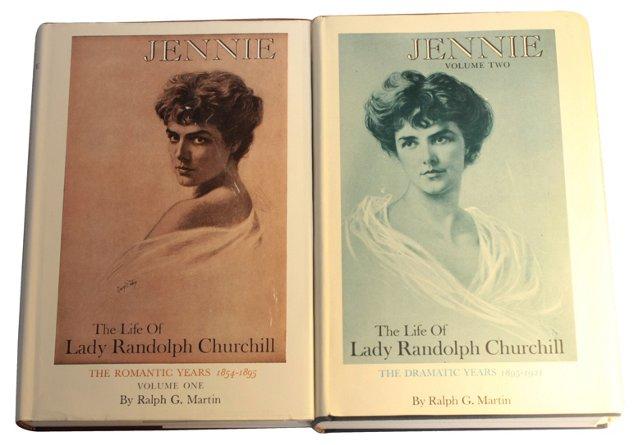 Lady Randolph Churchill, S/2