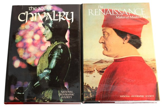 Renaissance & Age of Chivalry, 2 Vols