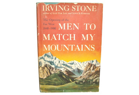 Men to Match My Mountains, 1st Ed