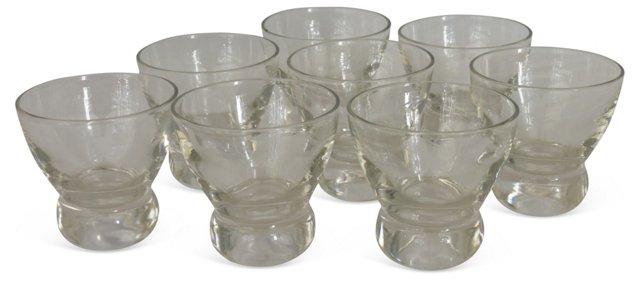 Whiskey Glasses, Set of 8