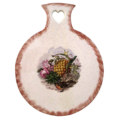 Pineapple & Sparrow Hanging Cheese Board