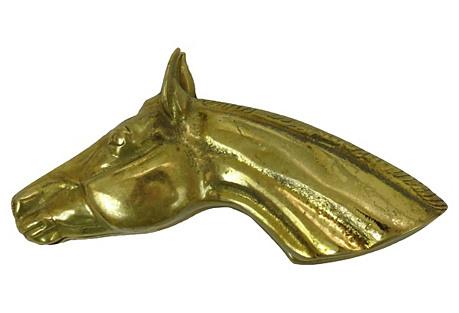 Horse Head Clip, 1949