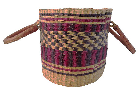 Ghanaian Bia Basket
