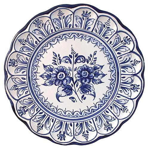 Spanish Talavera Platter