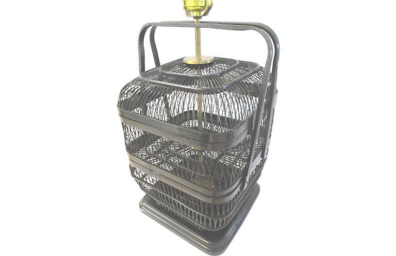 Osprey Blu - Nantucket Basket Table Lamp | One Kings Lane